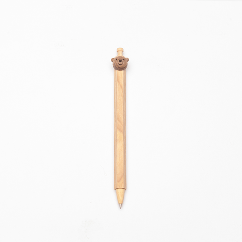 Bear Mechanic Pencil - Dark Brown