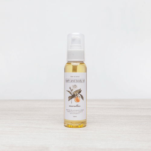 Bath and Body Oil - Amaranthine