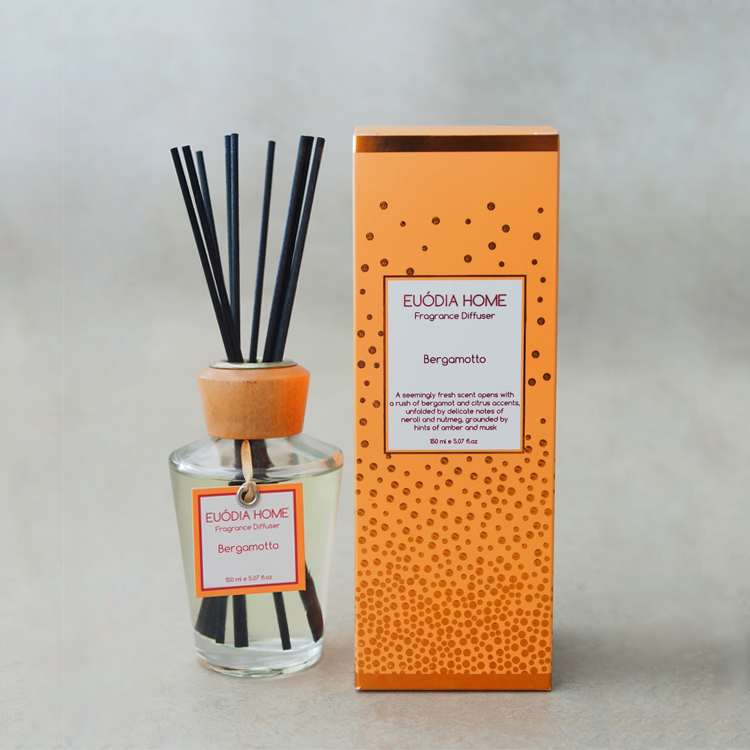 Fragrance Diffuser - Bergamotto 150 ml