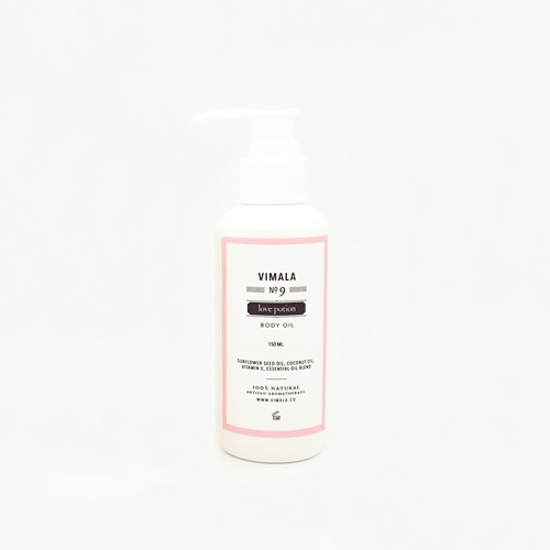 Body Oil no. 9 - Love Potion