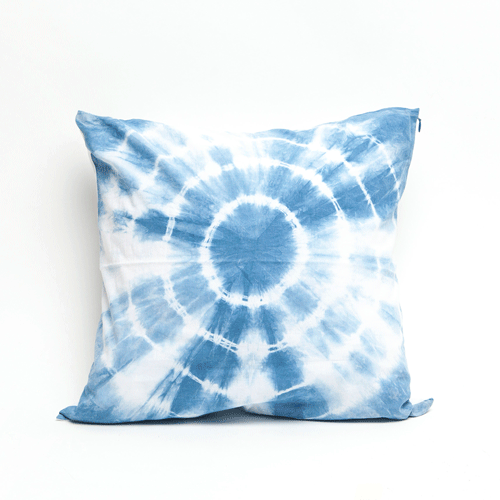 Cushion Cover - Shibori Pattern #4