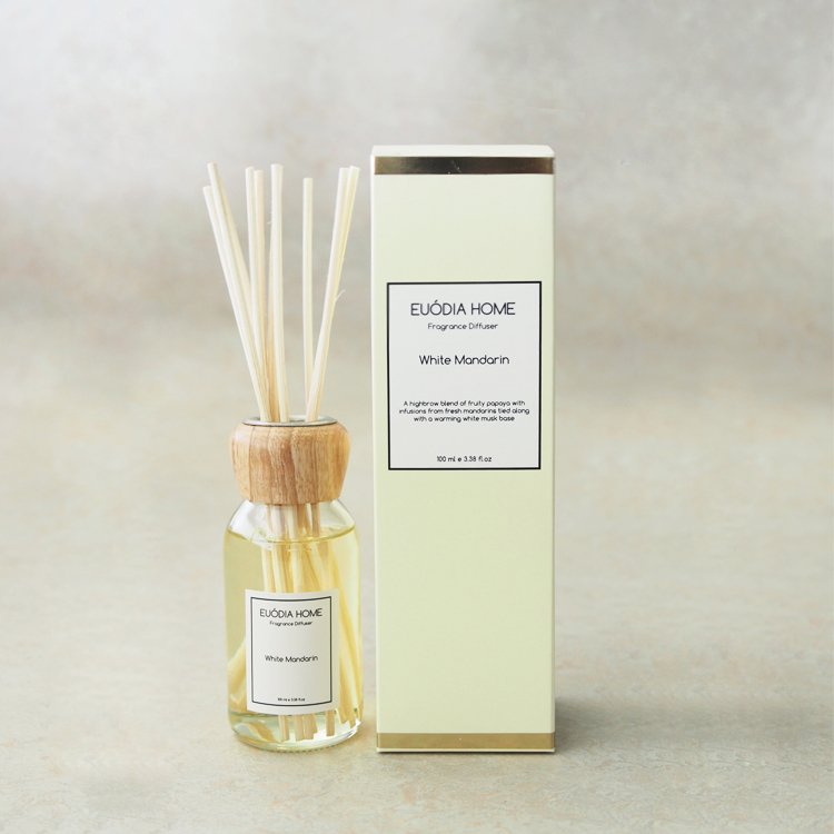 Fragrance Diffuser - Papaya White 100 ml