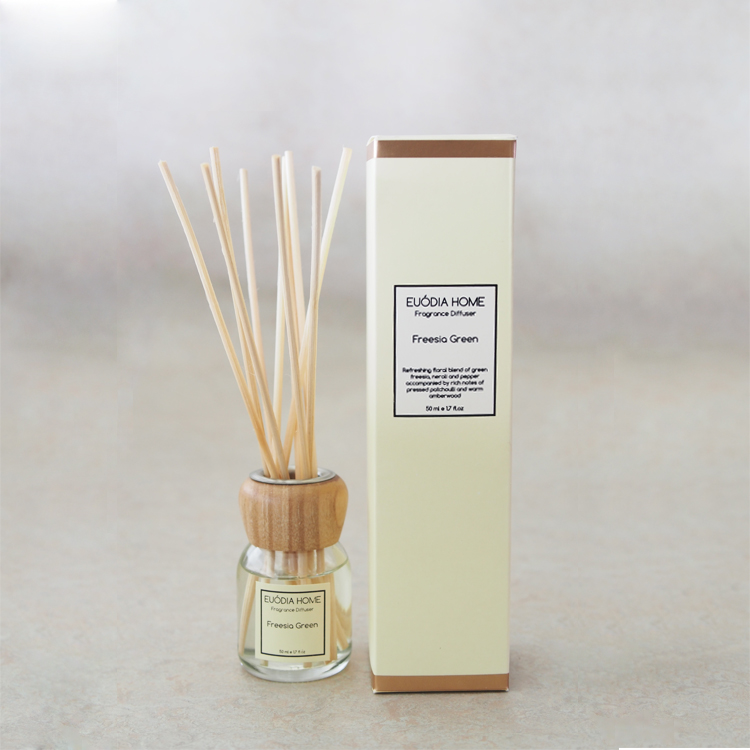 Fragrance Diffuser - Freesia Green 50 ml