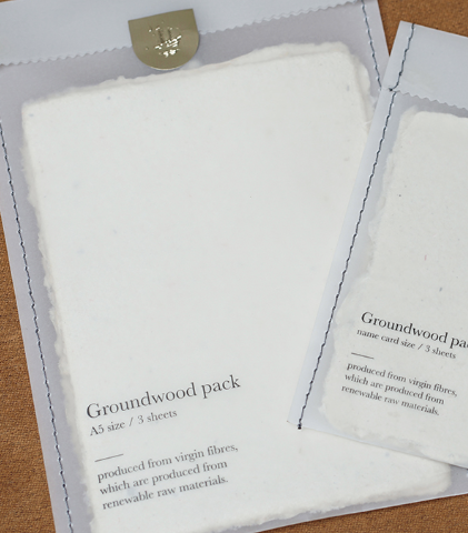 Groundwood Pack A5 Size
