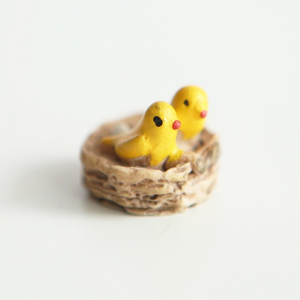 Miniature - Bird nest