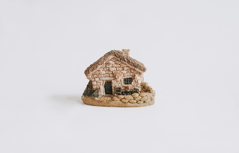 Miniature - Country House