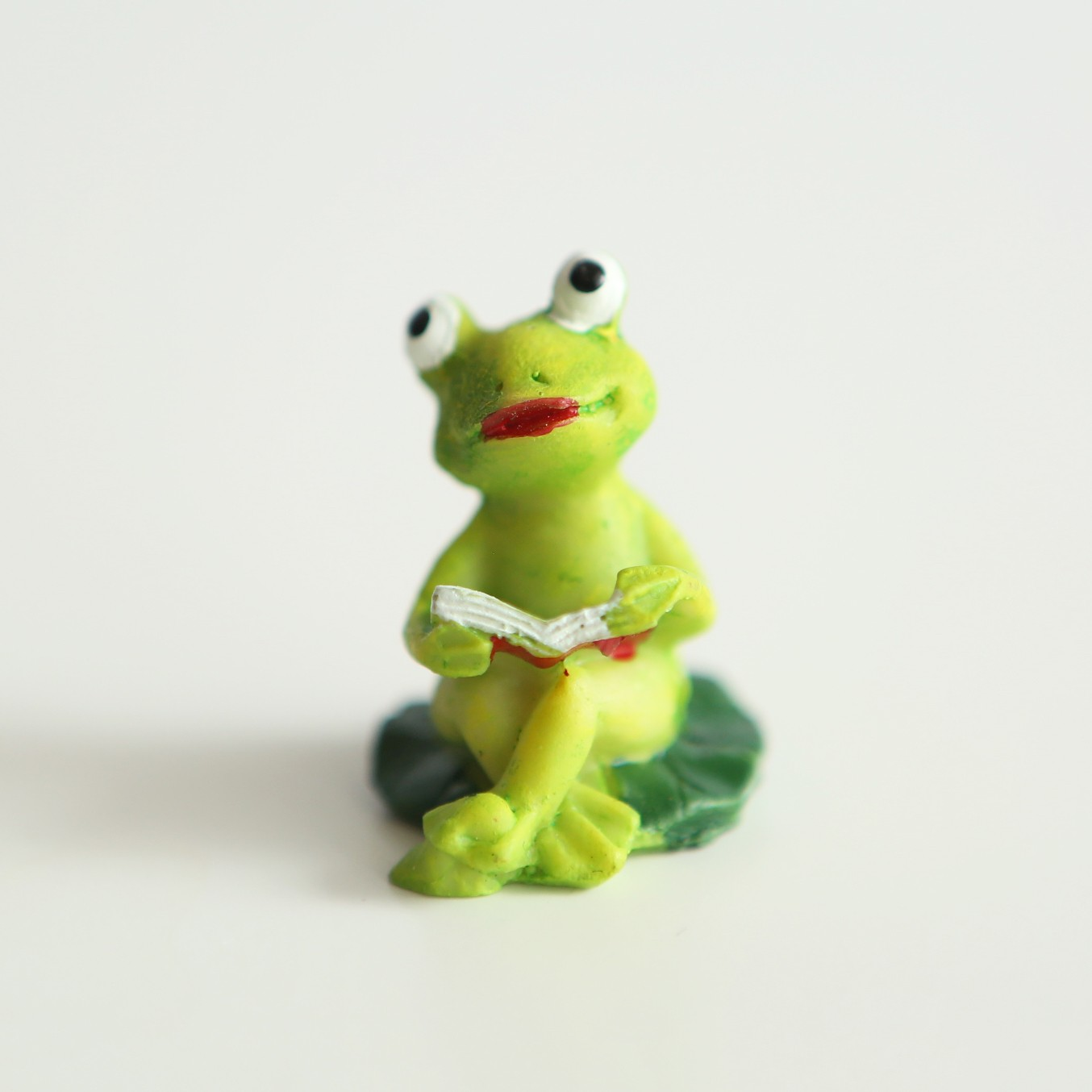 Miniature - Froggy