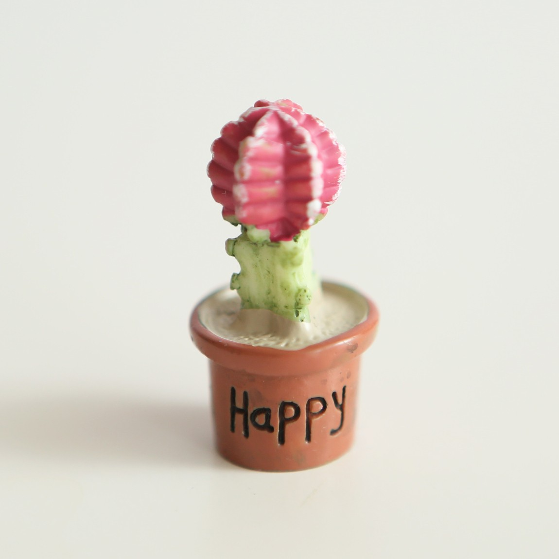 Miniature - Happy Cactus
