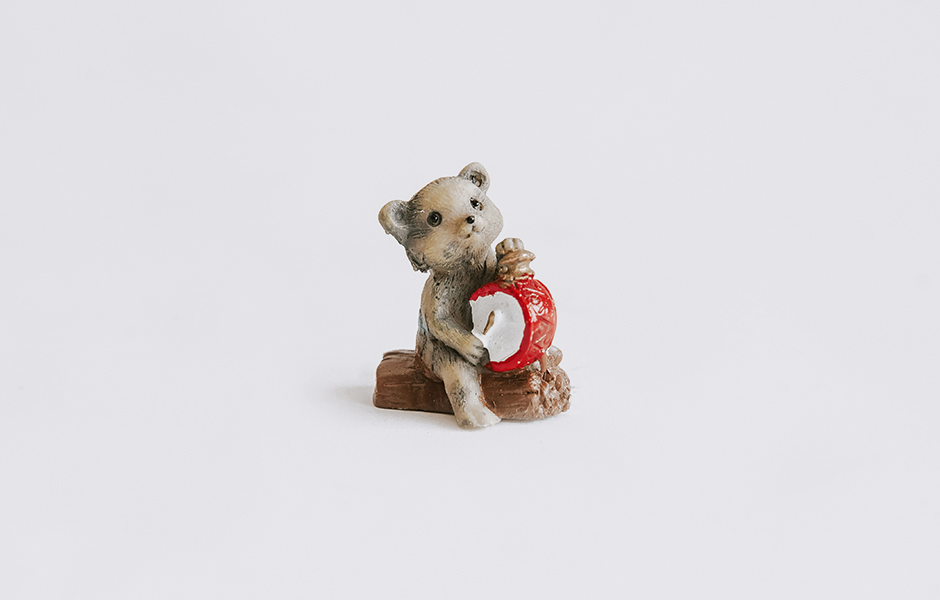 Miniature - Marching Bear