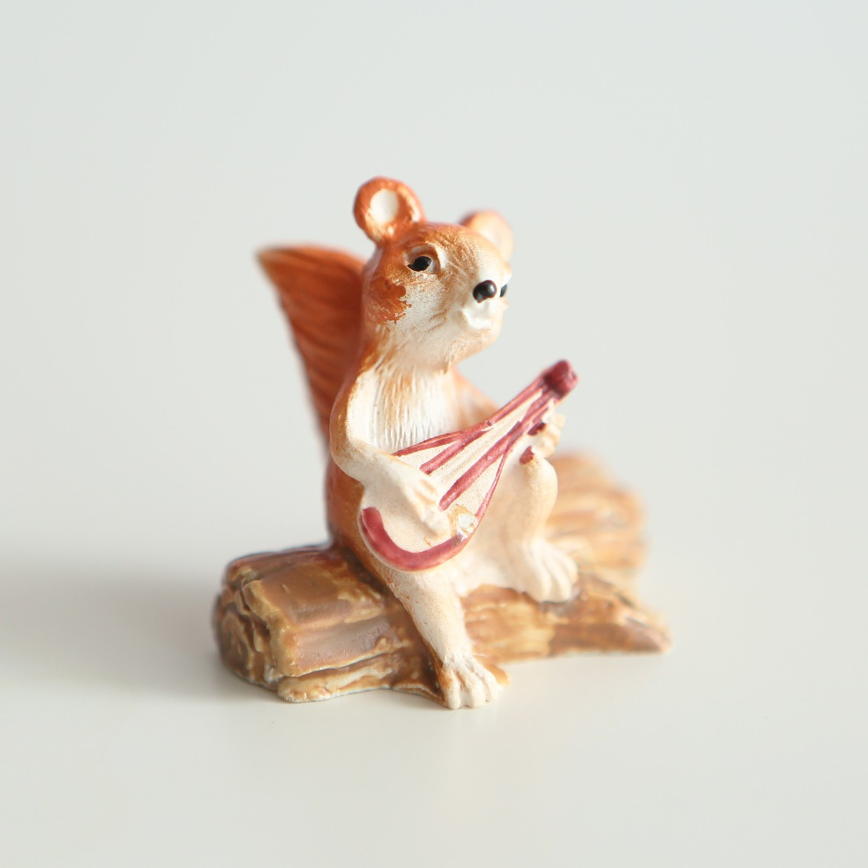 Miniature - Musical Squirrel