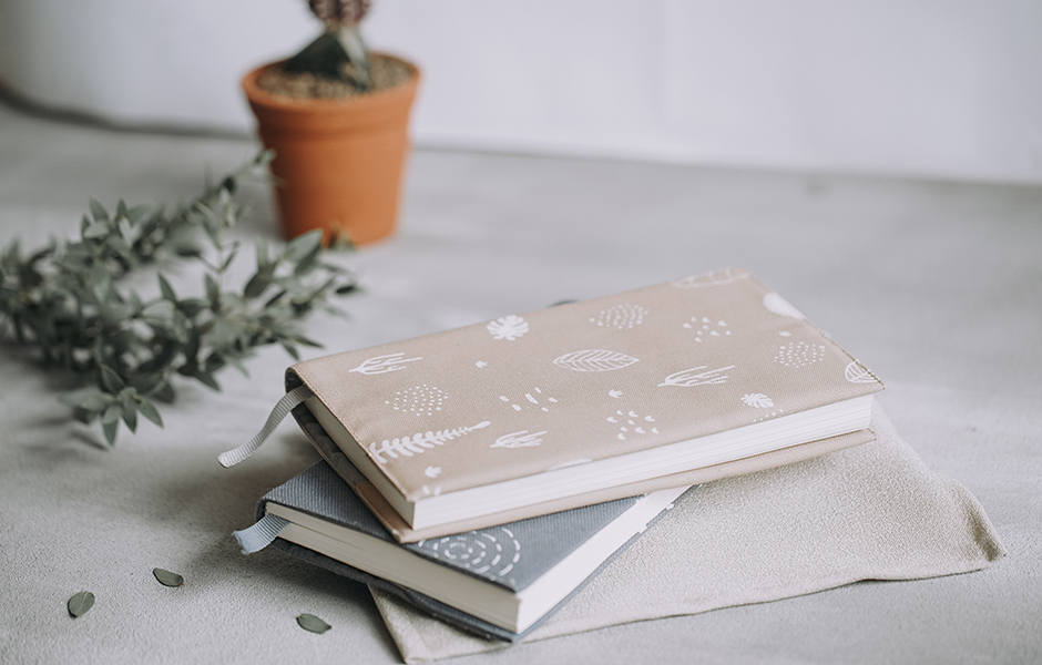 Plant A Seed Notebook