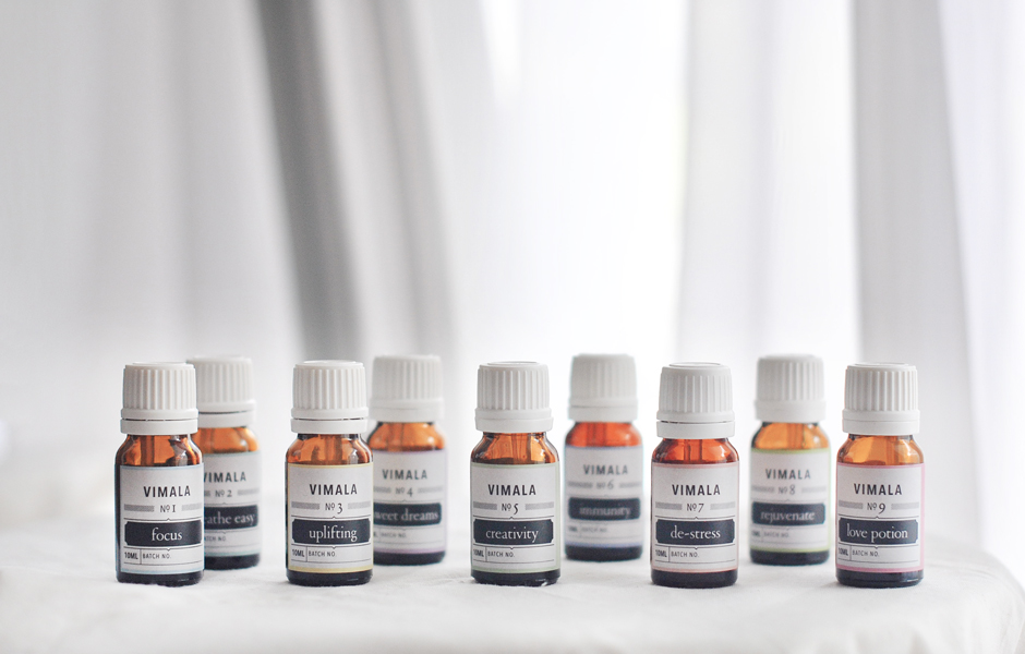 Signature Blend Essential Oil - No. 1 Focus
