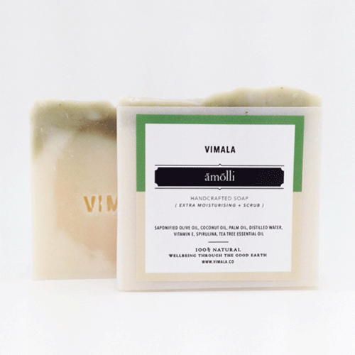 Soap Bar - Amoli