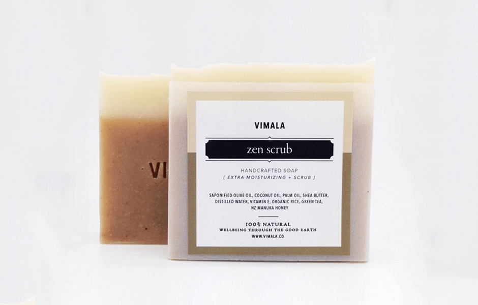 Soap Bar - Zen Scrubs