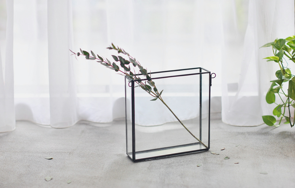Square Hanging Glass
